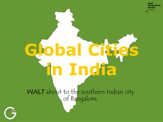 Global Cities in India