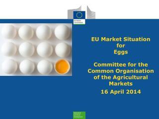 EU Imports of Eggs: Trade Figures  (Comext – tonnes egg equiv.)  not incl. Hatching eggs