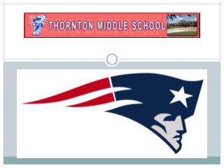 Thornton Patriots Lead, Contribute, Excel