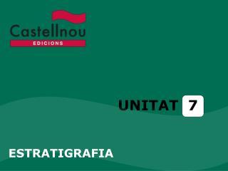 UNITAT  7
