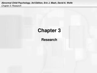 Chapter 3 Research