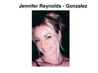 Jennifer Reynolds - Gonzalez