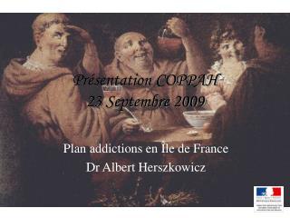 Présentation COPPAH 23 Septembre 2009