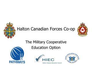 Halton Canadian Forces Co-op