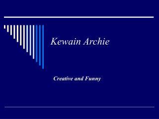 Kewain Archie