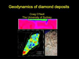 Geodynamics of diamond deposits