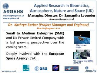 ESA's  ENVISAT Satellite