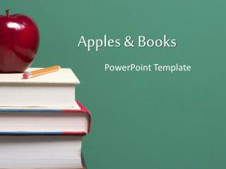 Apples & Books