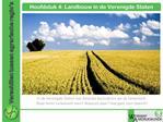 Verschillen tussen agrarische regio s