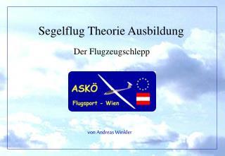 Segelflug Theorie Ausbildung