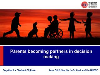 Parents becoming partners in decision making