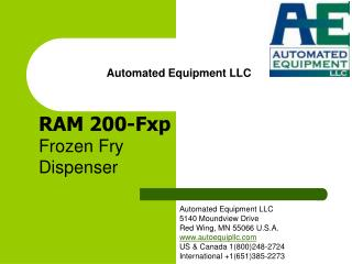 Automated Equipment LLC
