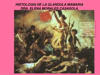 Revoluci ón Francesa La mujer como símbolo de la libertad liderando al pueblo