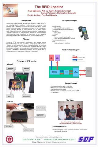 The RFID Locator