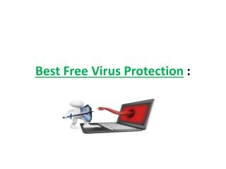 Best Free Virus Protection Software