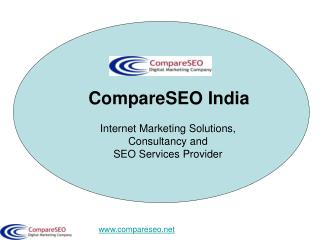 Cheap SEO Services in India by CompareSEO