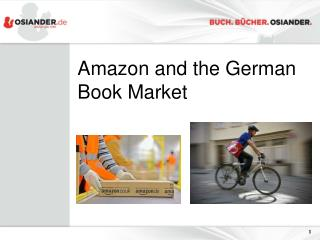 Amazon and the German Book Market