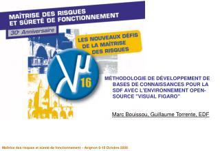 Marc Bouissou, Guillaume Torrente, EDF