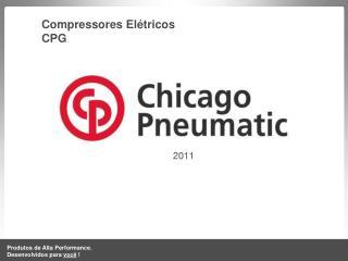 Compressores El tricos CPG