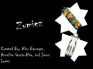 Created By: Alex Barragan, Annalise Garcia-Alva, and Jesus Lopez