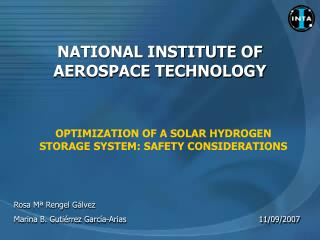 NATIONAL INSTITUTE OF AEROSPACE TECHNOLOGY