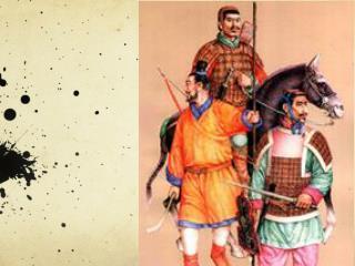 Ancient Chinese Defense and Warfare