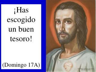 Escoge a Cristo