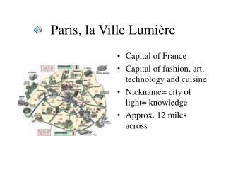 Paris, la Ville Lumi�re