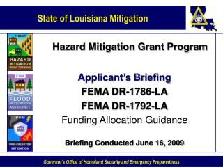 Hazard Mitigation Grant Program