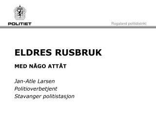 ELDRES RUSBRUK