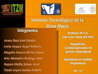Integrantes: Arano Ruiz José Eulalio Loria Argaes Ángel Roberto Magaña Suarez Silvina Iliana