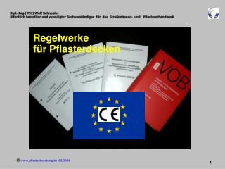 Dipl.-Ing. FH  Wulf Schneider     ffentlich bestellter und vereidigter Sachverst ndiger  f r  das  Stra enbauer-  und