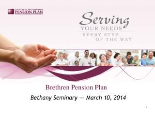 Brethren Pension Plan