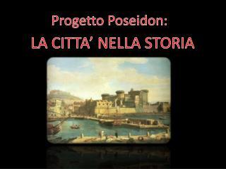Progetto  P oseidon :