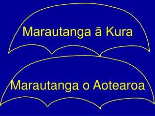 Marautanga ā Kura