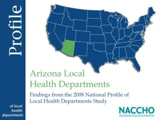 Findings from the 2008 National Profile of Local Health Departments Study