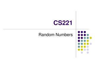 CS221