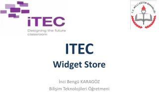 ITEC  Widget  Store
