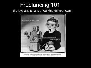 Freelancing 101