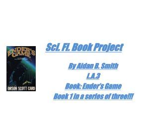 Sci. Fi. Book Project