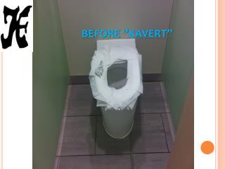 ΒΕ FORE ''KAVERT''