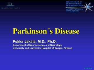 Parkinson s Disease