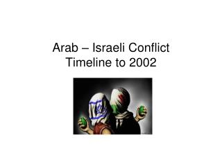 Arab – Israeli Conflict Timeline to 2002