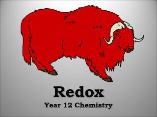 Redox Year 12 Chemistry