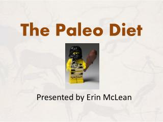 The Paleo Diet