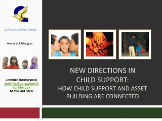 New directions in  child support:  How child support and asset building are connected