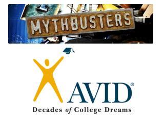 Myth: AVID is a remedial program