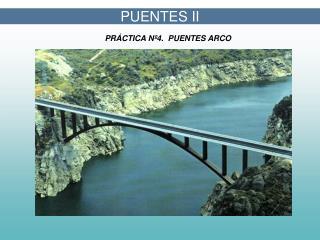 PUENTES II
