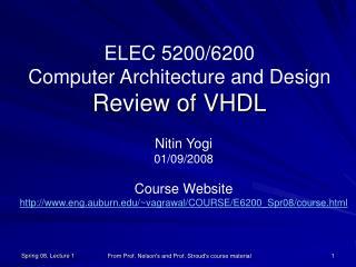 ELEC 5200