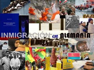 INMIGRACIÓN en  ALEMANIA